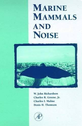 9780125884419: Marine Mammals and Noise