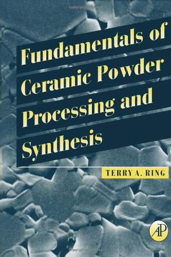 9780125889308: Fundamentals of Ceramic Powder Processing and Synthesis