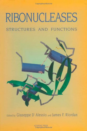 9780125889452: Ribonucleases: Structures and Functions