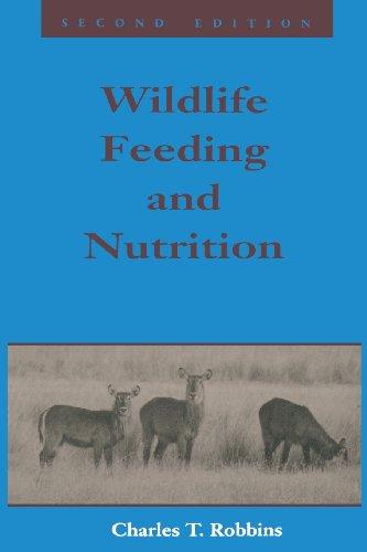 9780125893831: Wildlife Feeding and Nutrition (Animal Feeding and Nutrition)