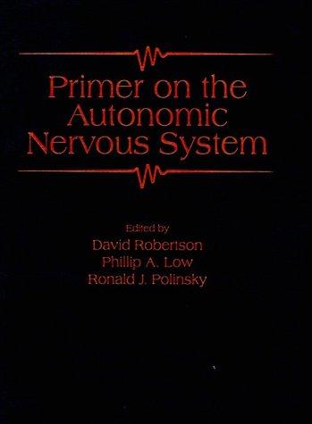 9780125897600: Primer on the Autonomic Nervous System