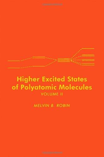 9780125899024: Higher Excited States of Polyatomic Molecules: v. 2