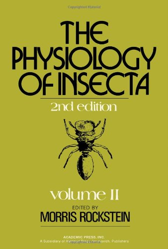 Physiology of Insecta: v. 2: Morris Rockstein