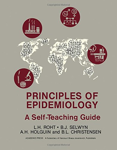 9780125931809: Principles of Epidemiology: A Self Teaching Guide