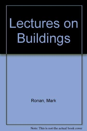 9780125947503: Lectures on Buildings (Perspectives in Mathematics)