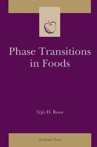 9780125953405: Phase Transitions in Foods (Food Science & Technology International (Hardcover Academic))