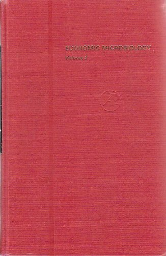 9780125965521: Economic Microbiology: Primary Products of Metabolism v. 2