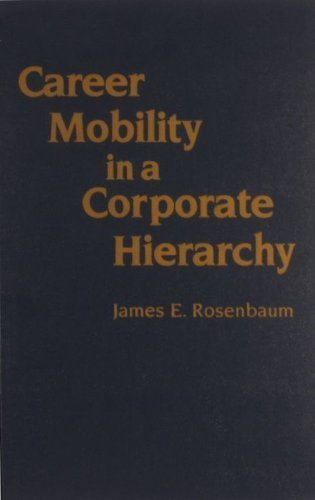 9780125970808: Career Mobility in a Corporate Hierarchy