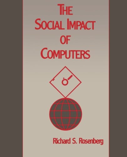 9780125971300: The Social Impact of Computers
