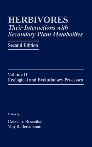 9780125971843: 002: Herbivores: Their Interactions with Secondary Plant Metabolites, Second Edition: Ecological and Evolutionary Processes (Herbivores (2/E))