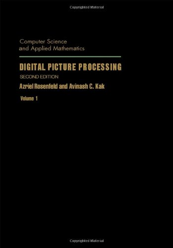 9780125973014: Digital Picture Processing, Volume 1, Second Edition (Computer Science and Applied Mathematics)