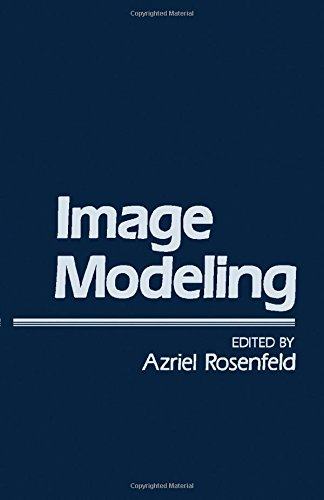 9780125973205: Image Modeling.