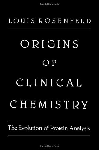 9780125975803: Origins of Clinical Chemistry: The Evolution of Protein Analysis