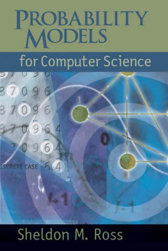 9780125980517: Probability Models for Computer Science