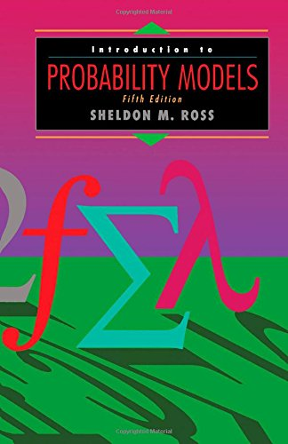 9780125984553: Introduction to Probability Models