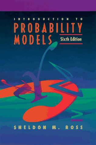 9780125984706: Introduction to Probability Models, Sixth Edition