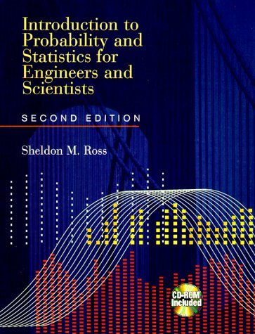 9780125984720: Introduction to Probability and Statistics for Engineers and Scientists, Second Edition