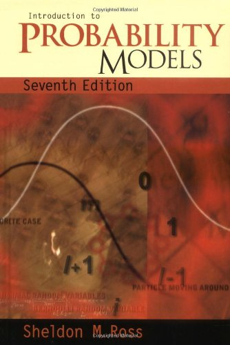 9780125984751: Introduction to Probability Models, Seventh Edition
