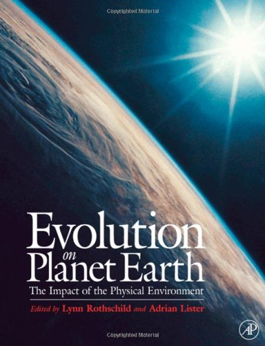 9780125986557: Evolution on Planet Earth: Impact of the Physical Environment (Vol 1)