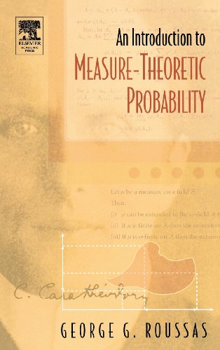 9780125990226: An Introduction to Measure-theoretic Probability