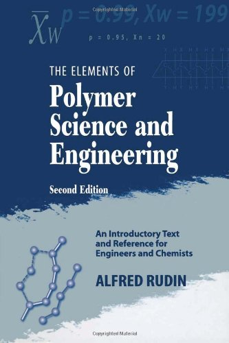 9780126016857: Elements of Polymer Science & Engineering, Second Edition: An Introductory Text and Reference for Engineers and Chemists