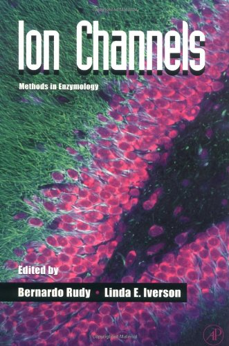 Ion Channels, Volume 207 (Methods in Enzymology: Editor-John N. Abelson;