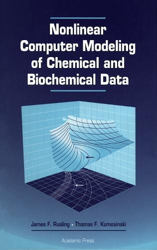 9780126044904: Nonlinear Computer Modeling of Chemical and Biochemical Data