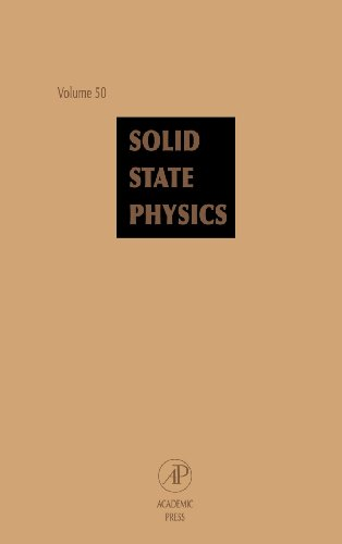 9780126077506: Solid State Physics: Advances in Research and Applications, Vol. 50