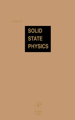 9780126077513: Solid State Physics: Advances in Research and Applications, Vol. 51