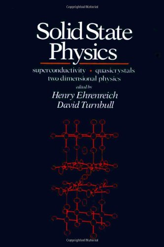 9780126077902: Solid State Physics: v. 42: Advances in Research and Applications