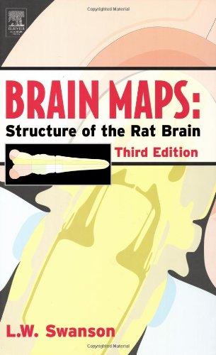 9780126105827: Brain Maps: Structure of the Rat Brain