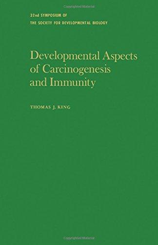 9780126129779: Developmental Aspects of Carcinogenesis and Immunity (Society for Development Biological Monograph)