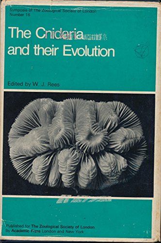 9780126133165: Cnidaria and Their Evolution (Zoological Society Symposium)