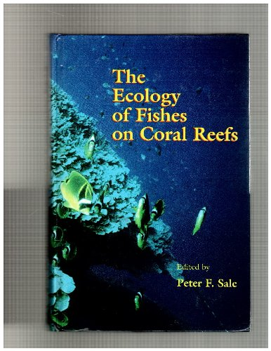 9780126151800: The Ecology of Fishes on Coral Reefs