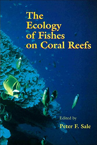 9780126151817: The Ecology of Fishes on Coral Reefs
