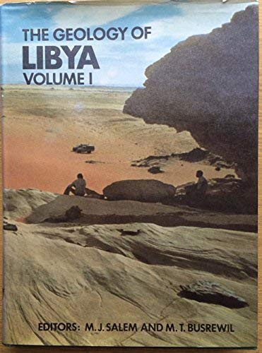 9780126155013: The Geology of Libya