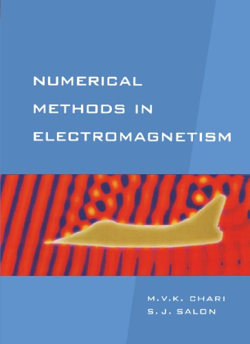 9780126157604: Numerical Methods in Electromagnetism