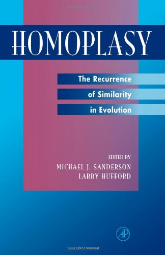 9780126180305: Homoplasy: The Recurrence of Similarity in Evolution