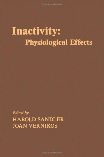 9780126185102: Inactivity: Physiological Effects
