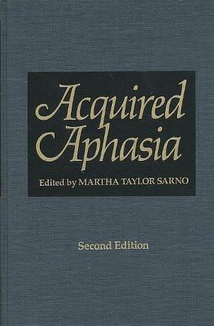9780126193213: Acquired Aphasia