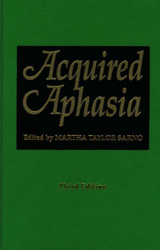 9780126193220: Acquired Aphasia, Third Edition