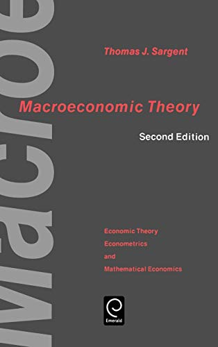 9780126197518: Macroeconomic Theory (Economic Theory, Econometrics, and Mathematical Economics Series)