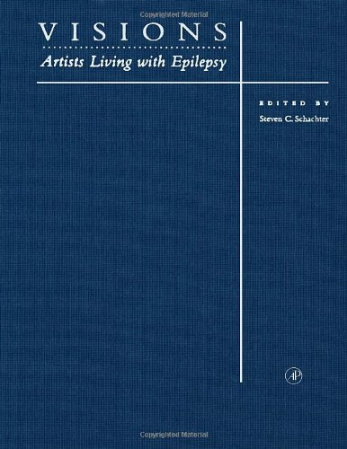 9780126213584: Visions:  Artists Living with Epilepsy