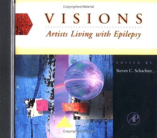9780126213591: Visions: Artists Living with Epilepsy (CD-ROM)