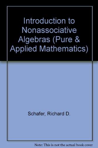 9780126224504: An Introduction to Nonassociative Algebras