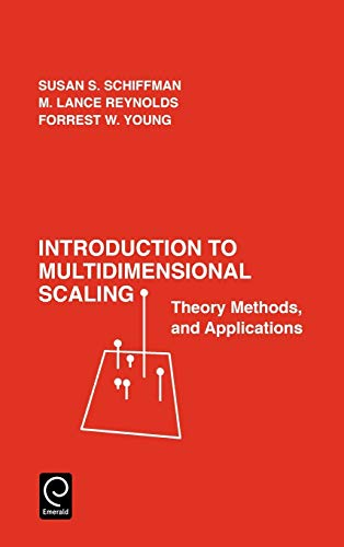 9780126243505: Introduction to Multidimensional Scaling: Theory, Methods, and Applications