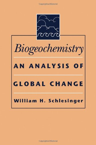 9780126251562: Biogeochemistry: An Analysis of Global Change