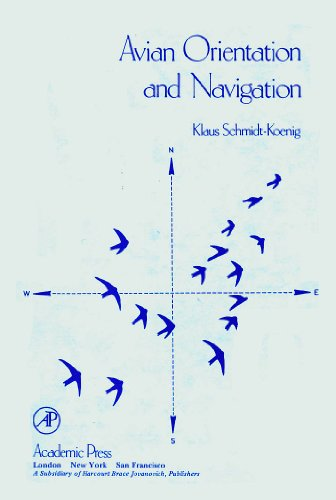 9780126265507: Avian Orientation and Navigation