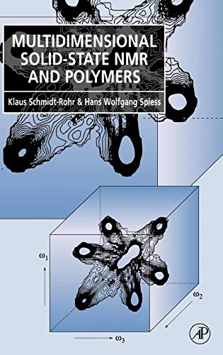 9780126266306: Multidimensional Solid-State Nmr and Polymers