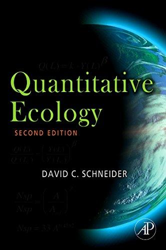 9780126278651: Quantitative Ecology, Second Edition: Measurement, Models and Scaling